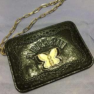 (100% Real) Anna Sui 蝴蝶 証件套 證件套 card holder