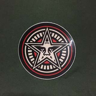 Obey Sticker (big)
