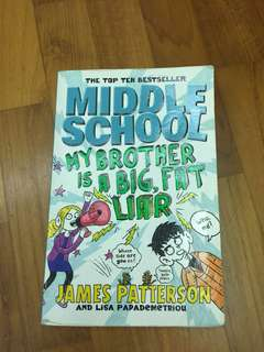Middle School Story Book