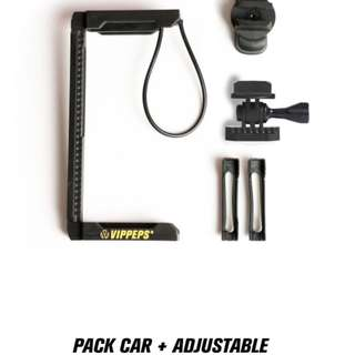 Vippeps Pack Car + Adjustable