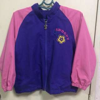 Purple Snoopy Jacket