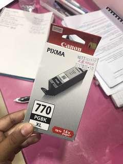 (INSTOCK) Canon printer black ink