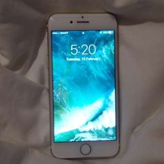 Selling iPhone7 Gold 32gb