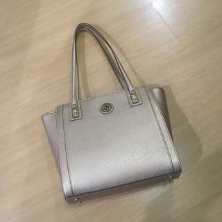 Authentic Anne Klein Gold Bag