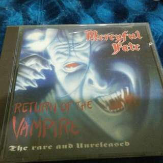 Mercyful Fate Original Metal CD 1992 KING DIAMOND