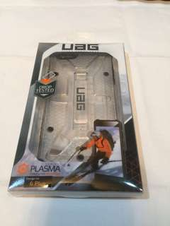 UAG Plasma Series (Clear)TPU Rubber Case for iPhone 6/6s Plus