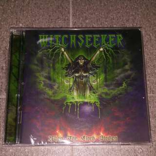 Witchseeker - When The Clock Strikes