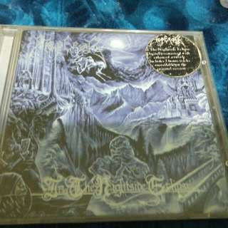 Emperor In the nightlife eclipse original CD Black Metal