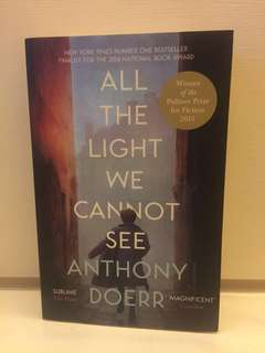 [USED] All the Light We Cannot See by Anthony Doerr