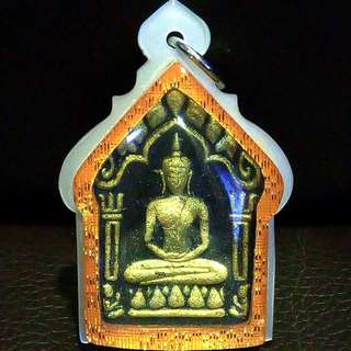 Phra Khun Paen by Lp Rith in magnifying case
