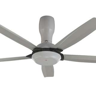 KDK K14Y5 GRAY Remote  Ceiling Fan