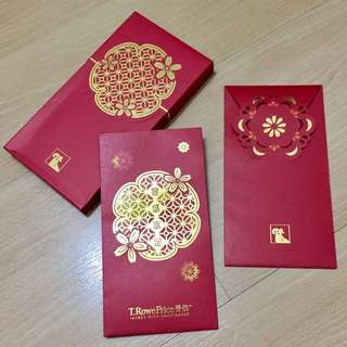 2018 Red Packets - T.RowePrice