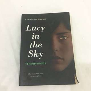 Anonymous: Lucy in the sky