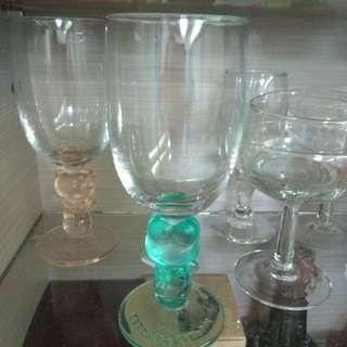 絕版 Sanrio Keroppi 青蛙 玻璃杯 陶瓷杯