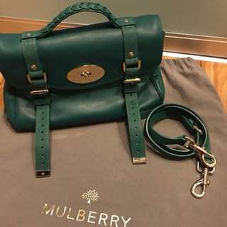 Authentic mulberry