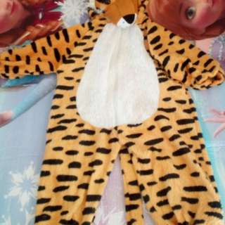 Leopard Toddler Costume