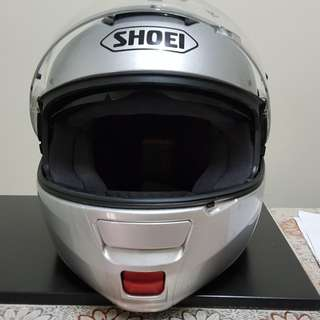 Authentic Shoei Neotec Helmet Modular Flip