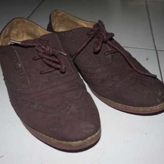 Forever 21 Oxfords Shoes