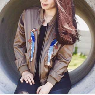 PREMIUM Jacket bomber bordir rapi import