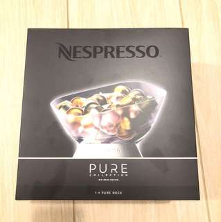 Nespresso Pure Rock Capsule Dispenser
