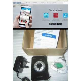 Zmodo 720p HD Wireless IP Camera . Mobile viewing