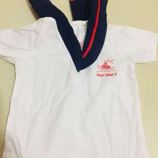 saints Elmo' uniform