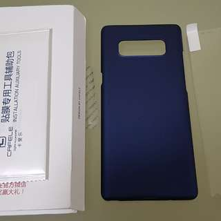 SAMSUNG NOTE 8 SLIM CASE (BLUE)