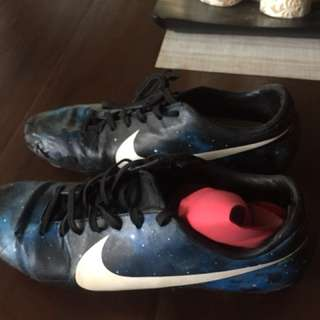 Nike Mercurial Galaxy Soccer Football