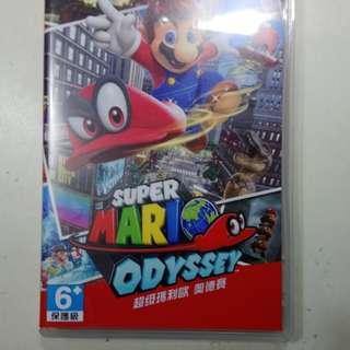 《超級瑪莉歐:奧德賽》