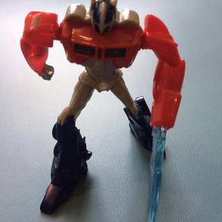 Transformers Prime McDonalds Optimus Prime