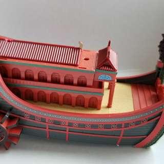 海賊王模型船