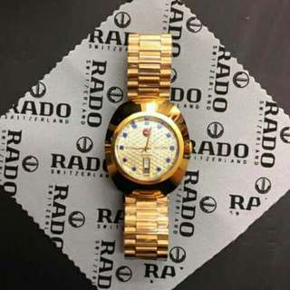 Authentic Automatic Rado Watch