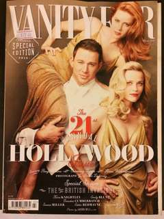 Vanity Fair 2015 Collector's issue