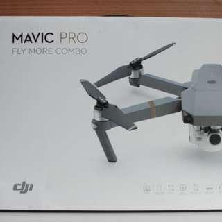 Brandnew Dji Mavic Pro Flymore combo