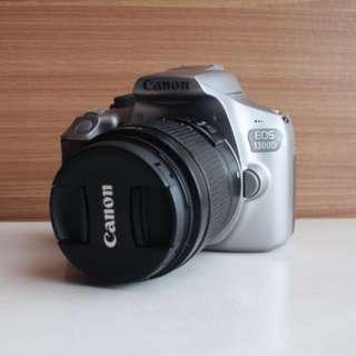 Canon EOS 1300D + 18-55mm kit lend
