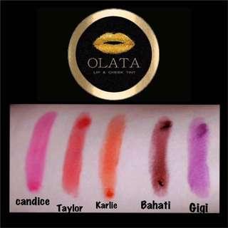 Organic Liptint(OLATA Lip & cheek Tint)