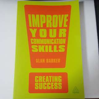 Communication skills book