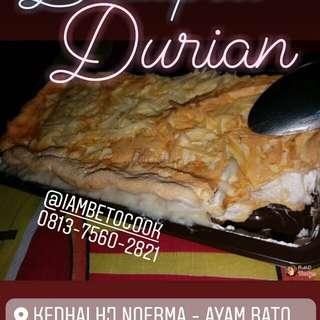 Budapest Cake Durian