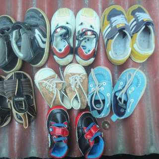 Take all shoes for baby boy 3-12months old