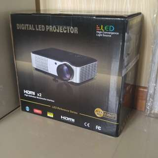 "LED 3D Projector - TV 55""- 60"" - 80"""