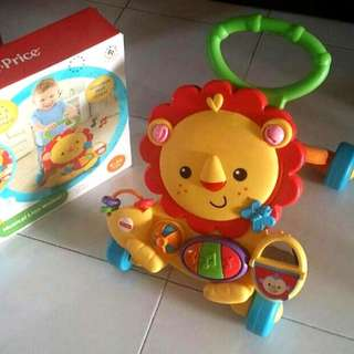 Fisher Price Musical Lion Walker [50% discount]