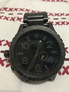 Nixon THE51-30 手錶 圓周約6吋半