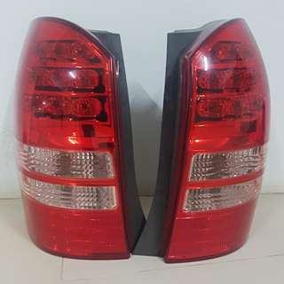 Toyota Wish Rear Lamp