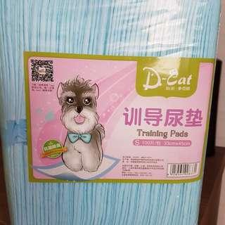 Dog Pee Pad +Pee Tray