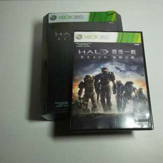 Halo Reach Limited Edition for Xbox 360