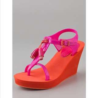 Juicy Couture Lily Wedges