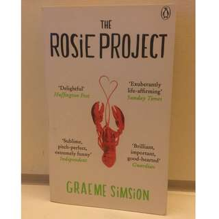 [USED] The Rosie Project by Graeme Simsion