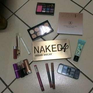 Take all make up