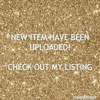 CHECK OUT MY LISTING