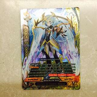 AUTHENTIC BUDDYFIGHT CARD